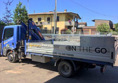 Immagine furgone assistenza esterna