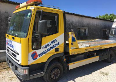Immagine furgone soccorso stradale
