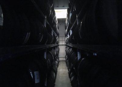 Deposito pneumatici 3